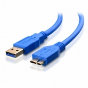 KABEL SUPER SPEED USB 3.0 TYP A NA MICRO-B