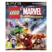 GRA LEGO MARVEL SUPER HEROES PS3 PL