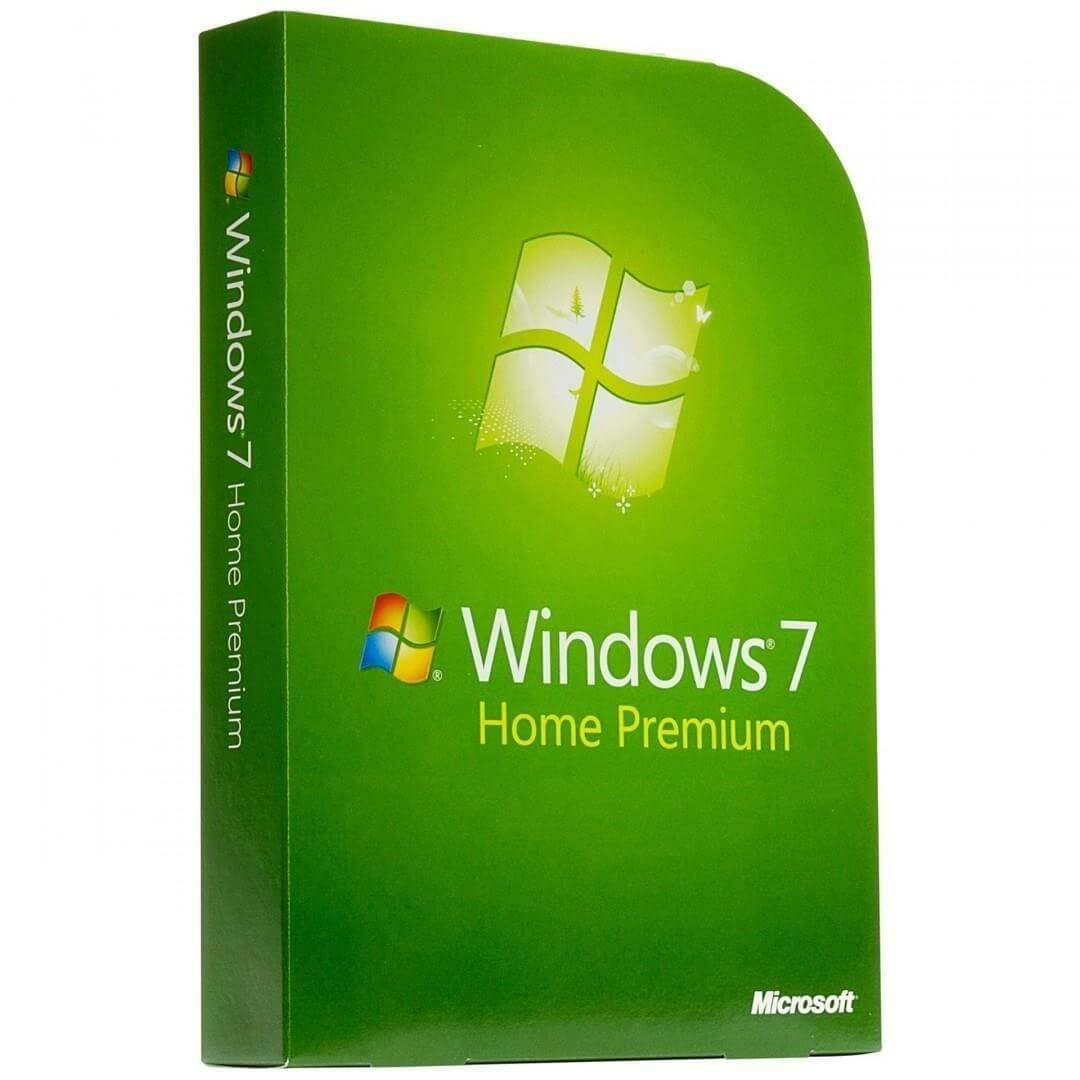SYSTEM WINDOWS 7 HOME PREMIUM REFURBISHED PL + PARTYCJA RECOVERY