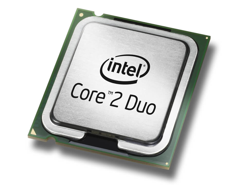 CORE 2 DUO 2,4GHz P8600 3MB CACHE 1066 MHz FSB