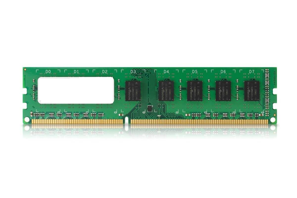 PAMIĘĆ DDR3 4096 MB 1600MHz DO PC