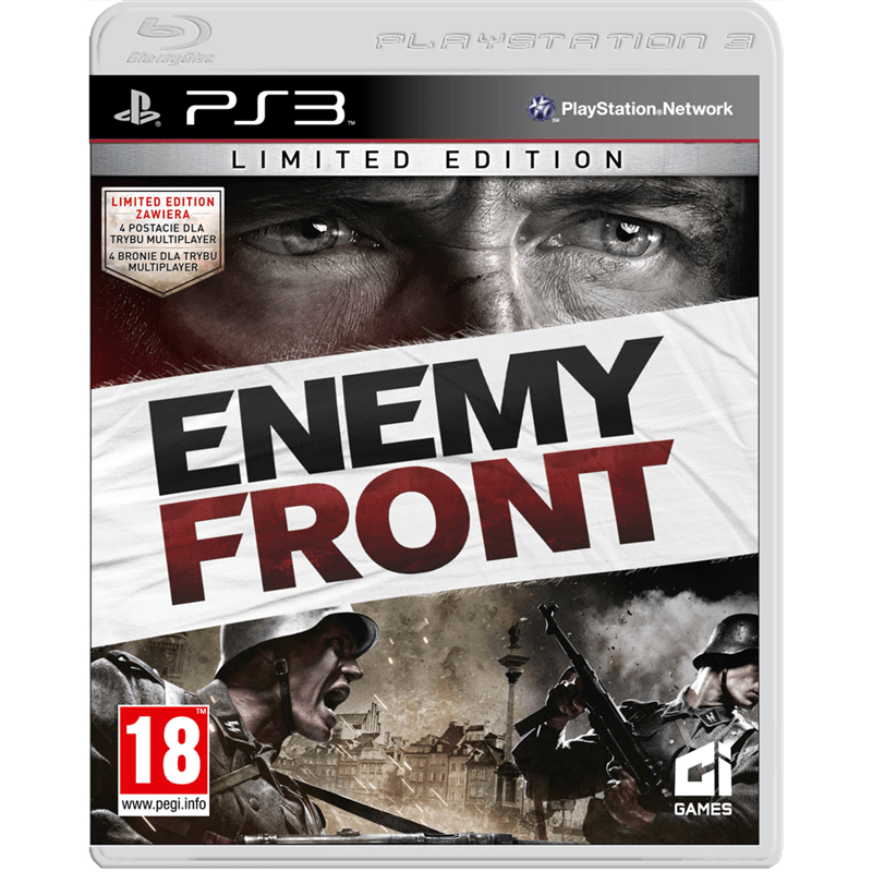 GRA ENEMY FRONT PS3