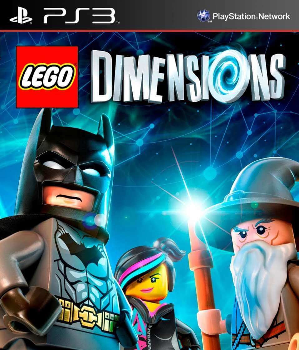 GRA LEGO DIMENSIONS PS3 ENG