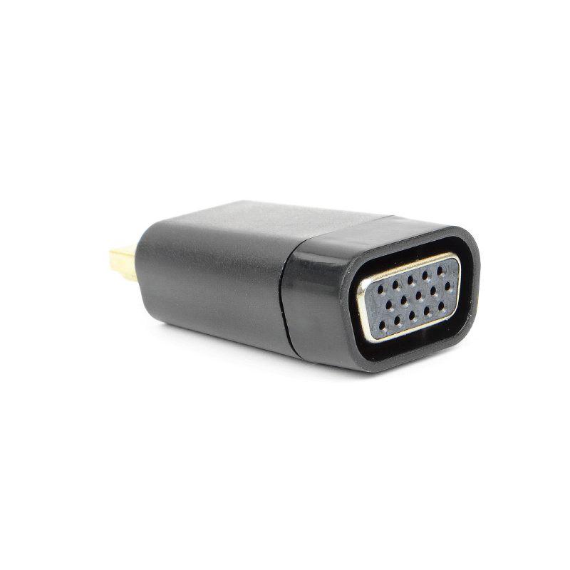 ACCURA ADAPTER HDMI (M) - VGA (Ż) NOWY