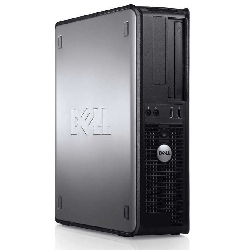 DELL 380 DESKTOP PENTIUM DUAL CORE 3.0 E5700 / 2048 MB / 250 GB / DVD WINDOWS 7 PRO COA