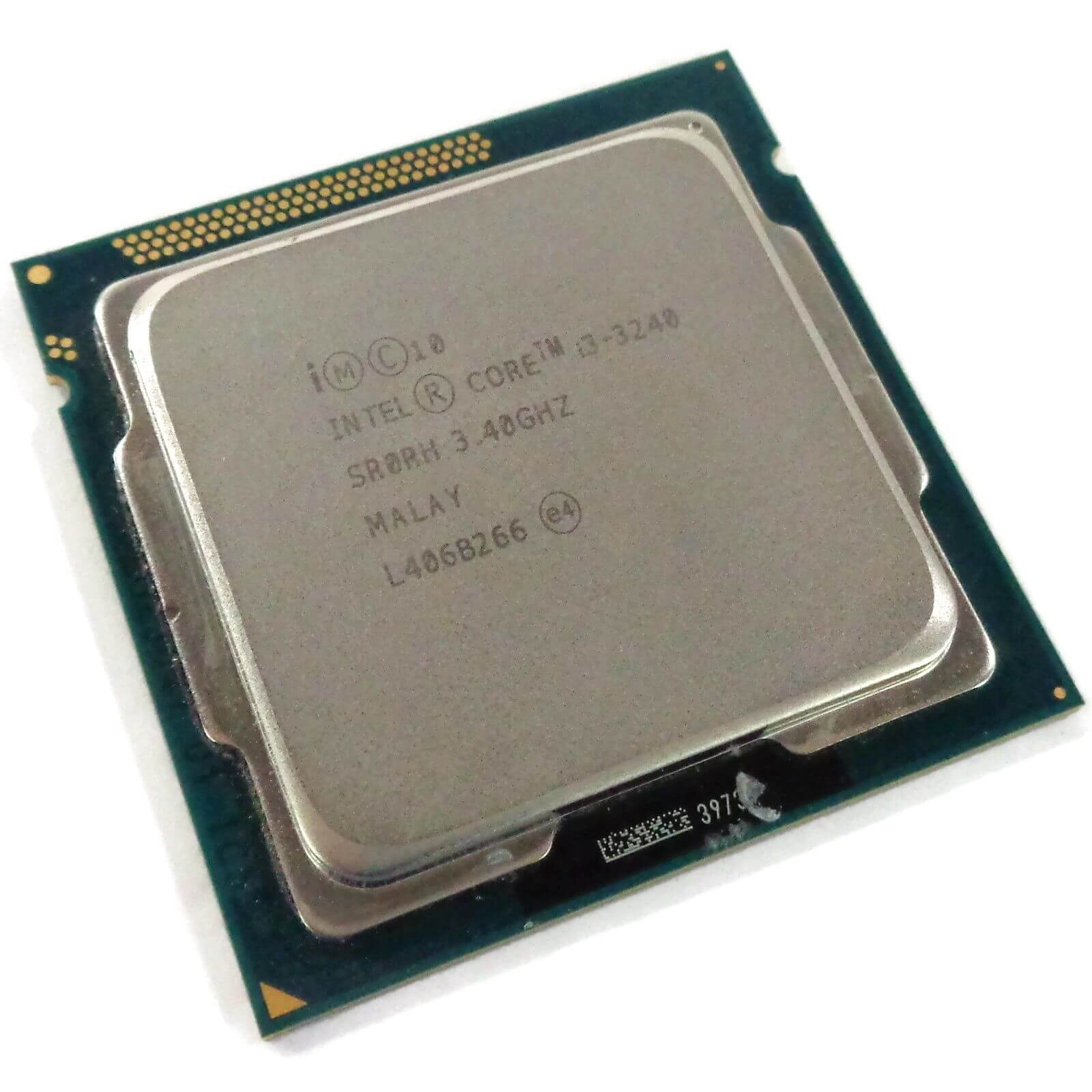 INTEL I3-3240 3.40GHz 3MB CACHE LGA1155