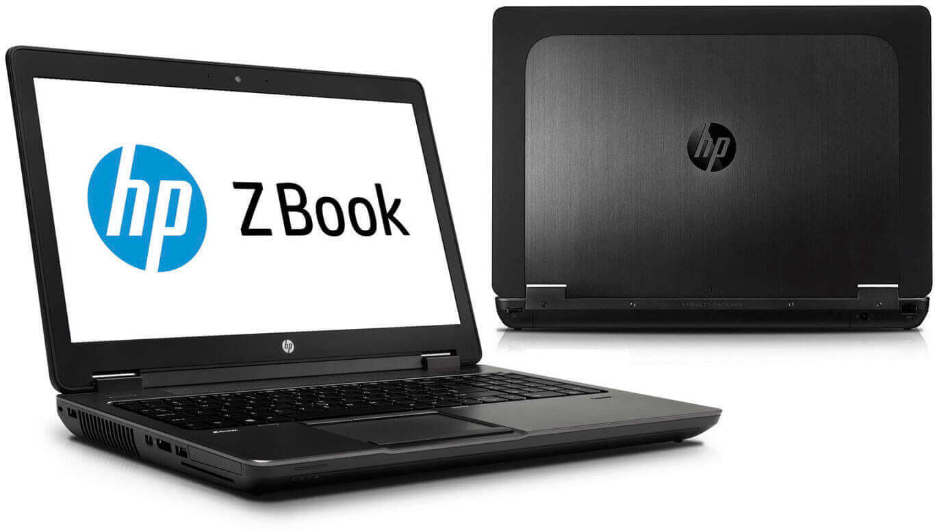 HP ZBOOK 15 G2 I7-4810MQ 2,8 / 16384MB DDR3L / 256 GB SSD / WIN 10 PRO / QUADRO K1100M / 15.6