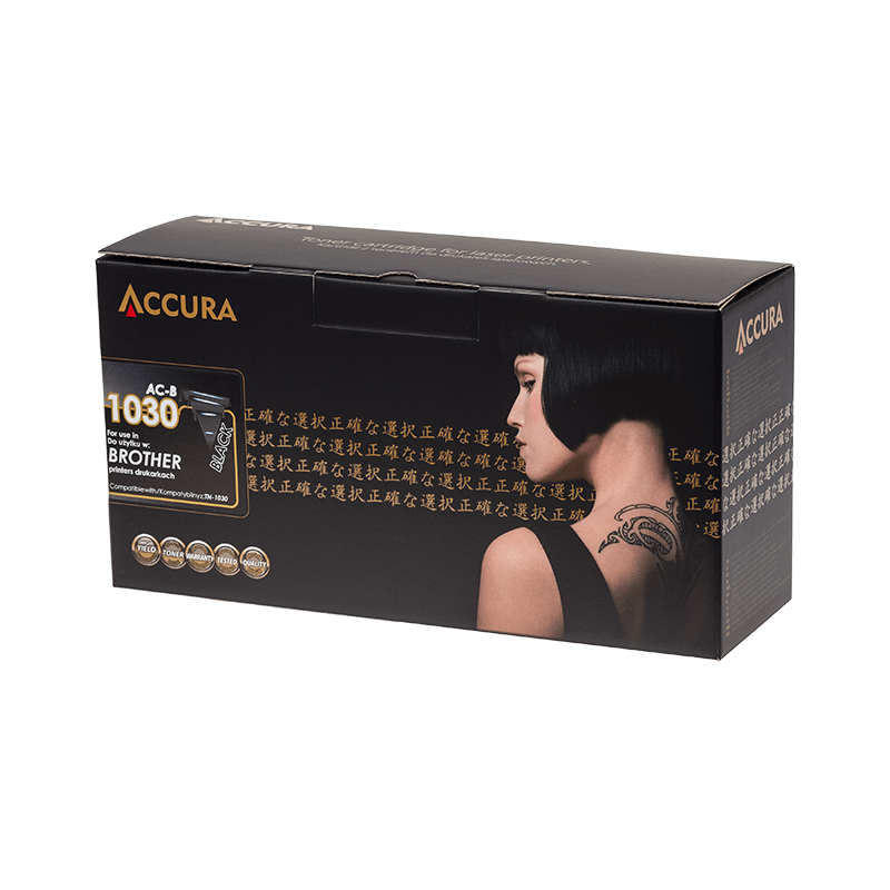 TONER ACCURA BROTHER 1030 AC-B