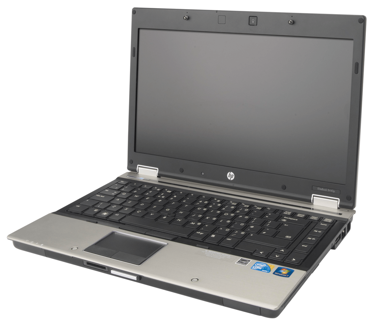 HP ELITEBOOK 8440P I5-540M 2,53 / 4096 MB DDR3 / 120 GB SSD NOWY / DVD / WINDOWS 10 PRO / 14