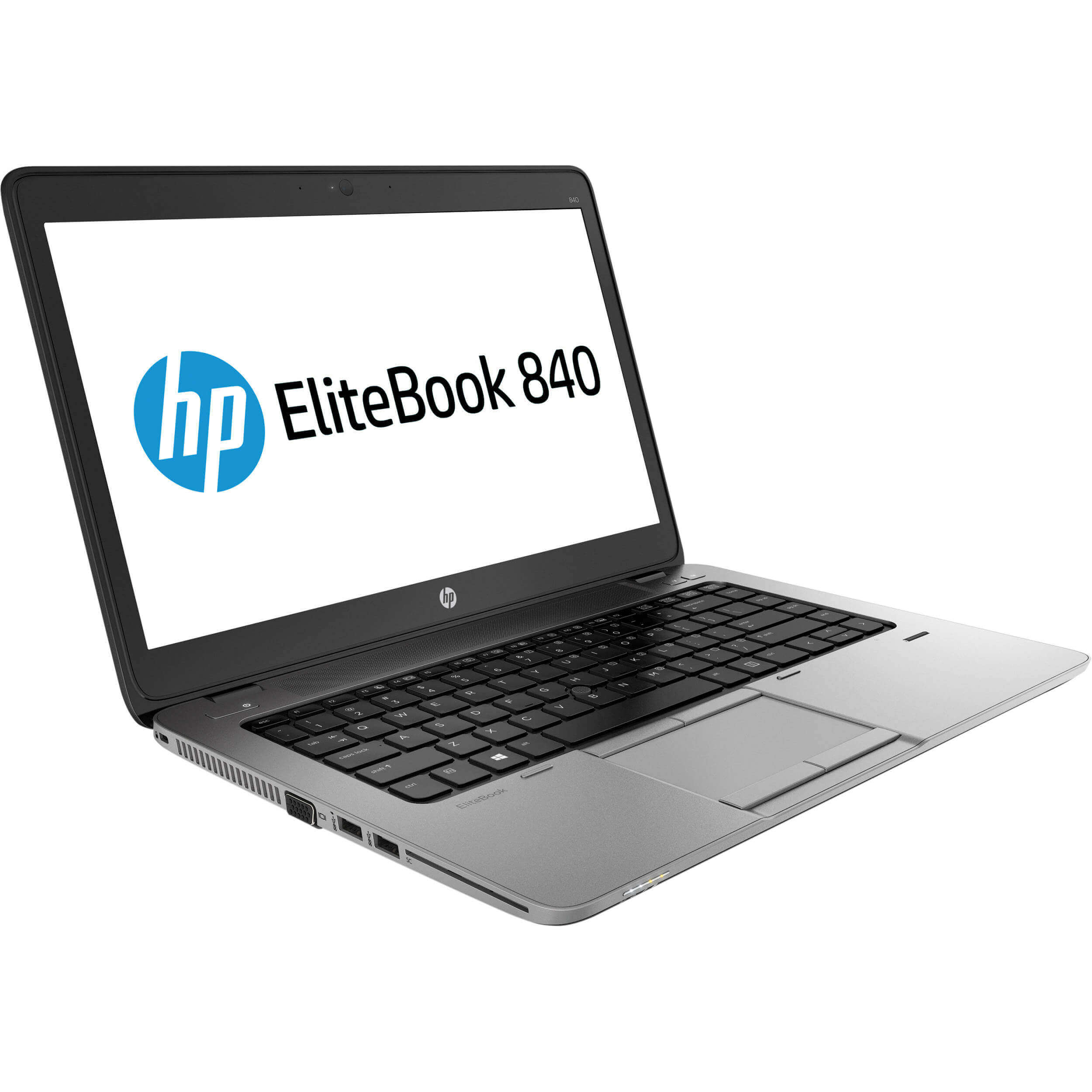 HP ELITEBOOK 840 G1 I5-4300U 1,9 / 4096 MB DDR3L / 120 GB SSD NOWY / WINDOWS 10 PRO  / 14