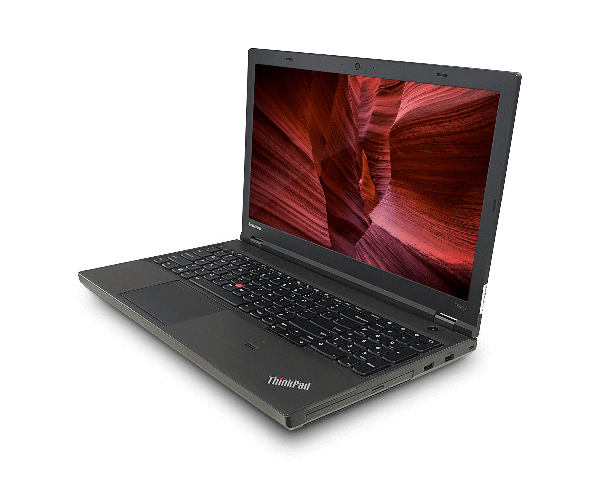 LENOVO THINKPAD T540P I5-4300M 2,6 / 4096 MB DDR3L / 500 GB + 16 GB SSD M.2 / DVD-RW / WINDOWS 10 PRO REF / 15,6