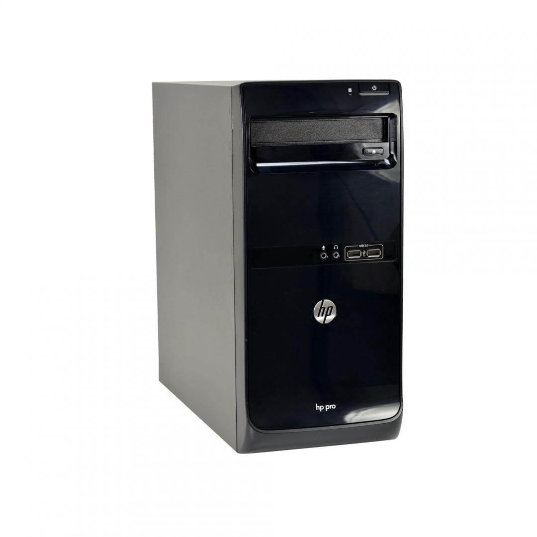 HP PRO 3405 TOWER AMD E2-3200 2.4 / 8192 MB DDR3 / 120 GB SSD NOWY + 500 GB / DVD-RW / WINDOWS 10 PRO