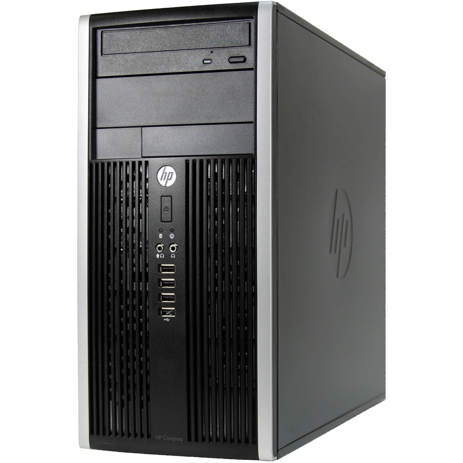 HP COMPAQ PRO 6005 TOWER AMD ATHLON II X2 B28 3.4 / 4096 MB DDR3 / 120 GB SSD NOWY + 500 GB / DVD-RW / WINDOWS 10 PRO