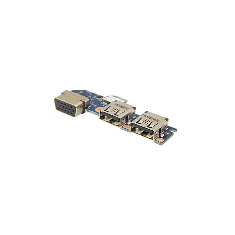 PŁYTKA USB VGA / HP / 6050A2559201 / ELITEBOOK 840 G1