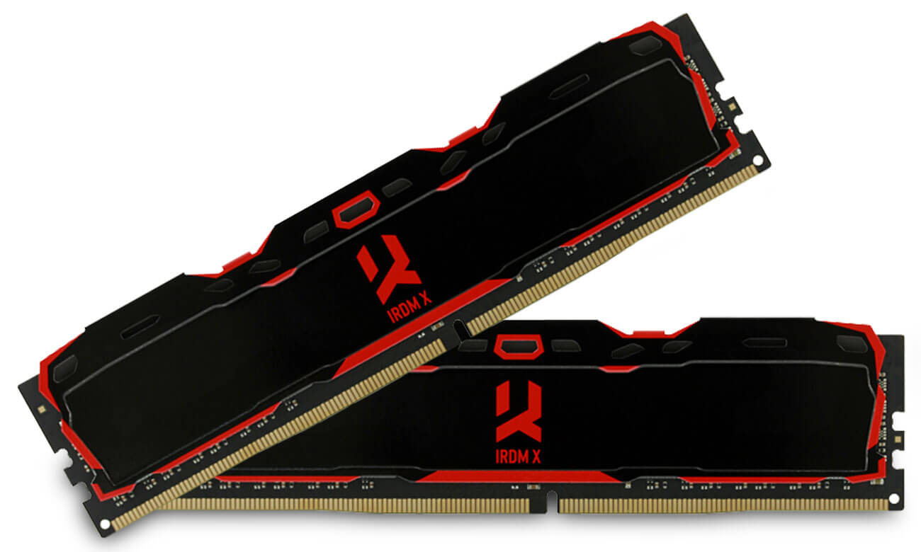 DDR4 16GB 3000 CL16 GOODRAM IRDM X NOWA DO PC