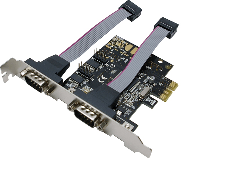 KONTROLER LOGILINK PC0031 2X RS232 PCI-E