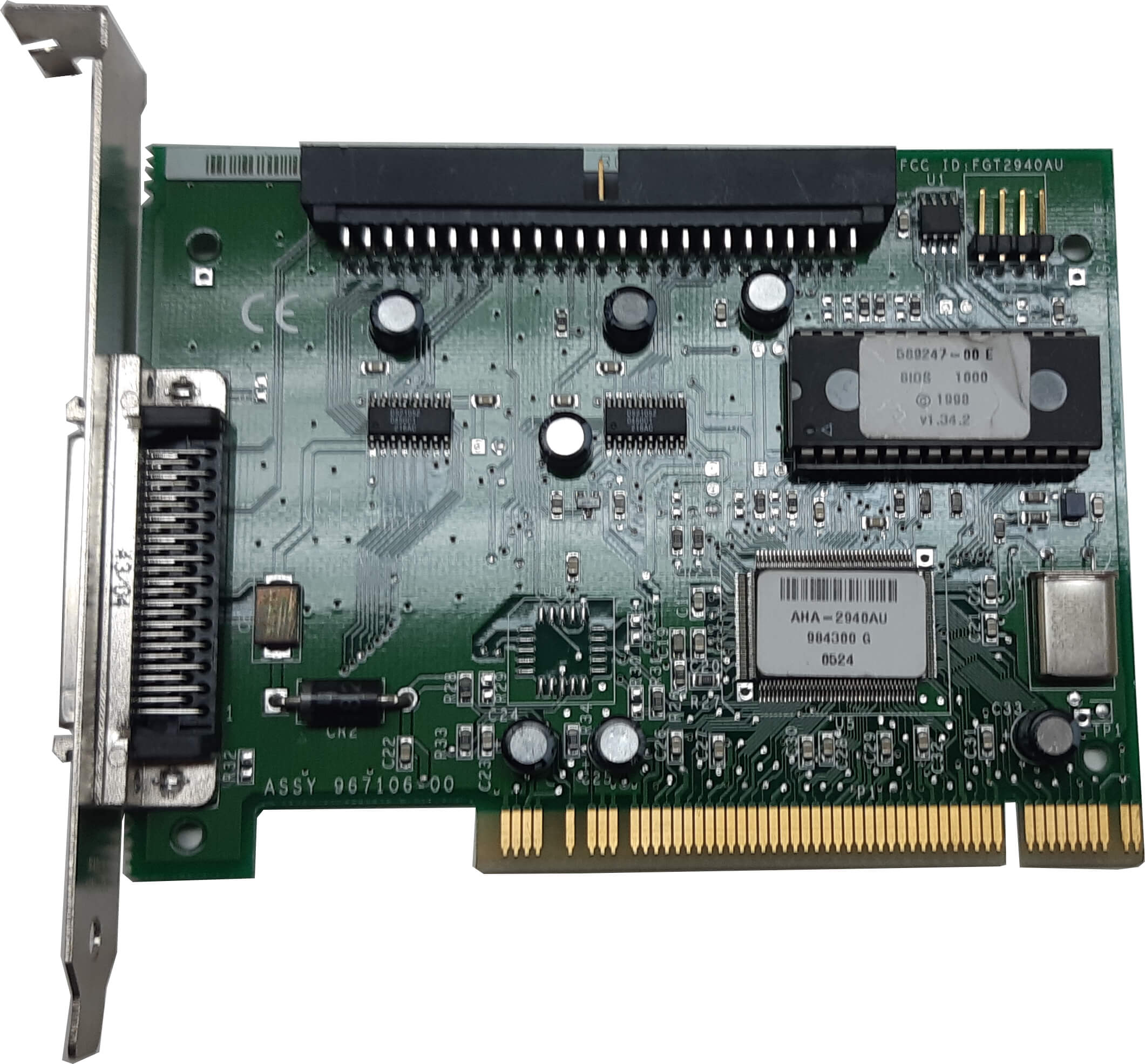 ADAPTER SCSI PCI WYSOKI PROFIL