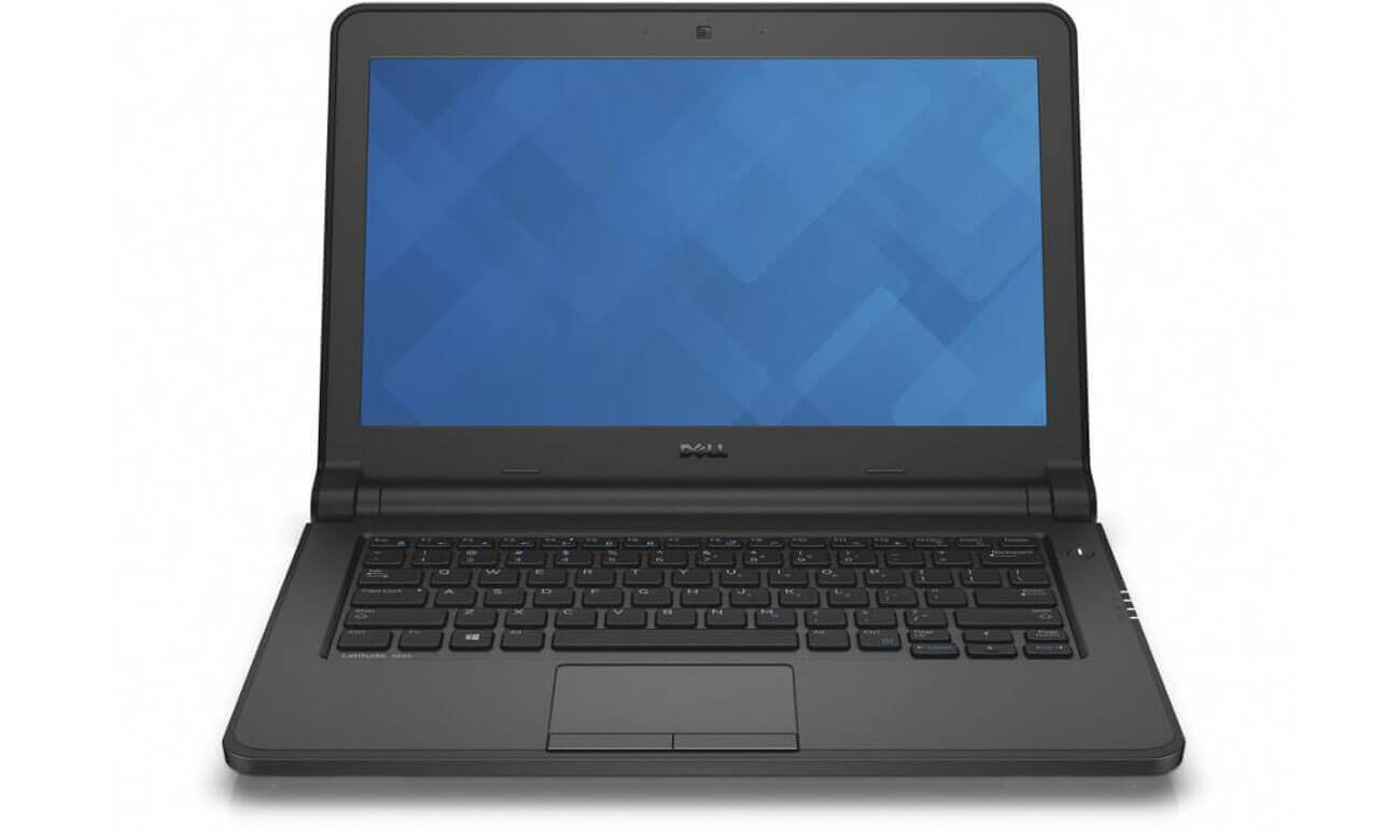 "DELL LATITUDE 3350 I3-5005U 2.0 / 4096 MB DDR3L / 256 GB SSD NOWY / WINDOWS 10 PRO / 13.3"" 1366X768 / KAMERA / BLUETOOTH"