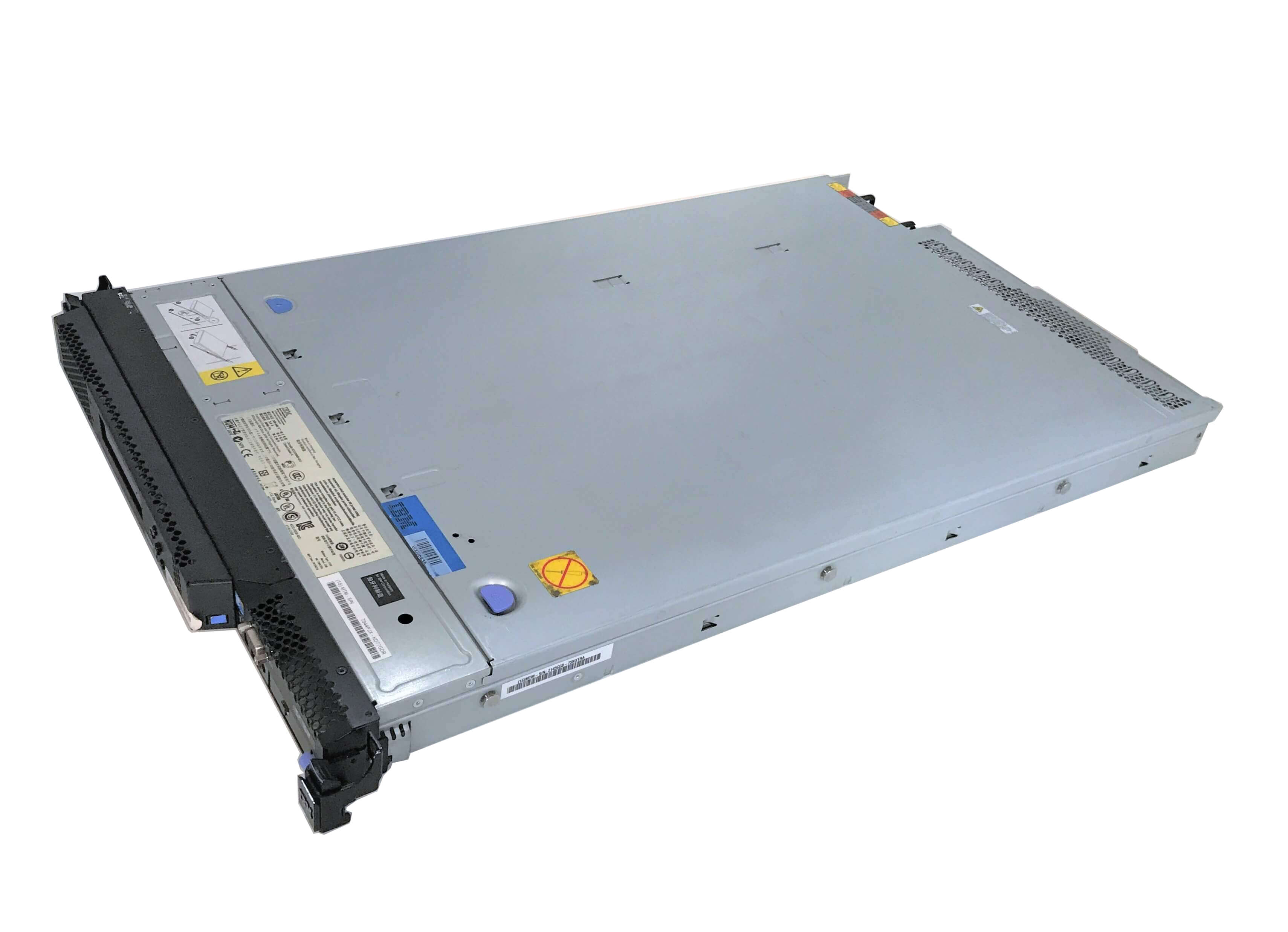 IBM 2145-CG8 XEON HEXACORE E5645 2.4 / 64 GB DDR3 ECC / 6X 136GB 2.5