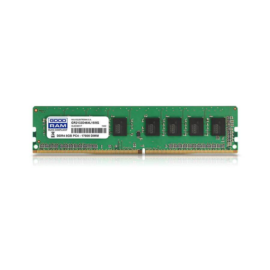 GOODRAM DDR4 8192 MB 2133MHZ CL15 GR2133D4684L15S NOVE PC