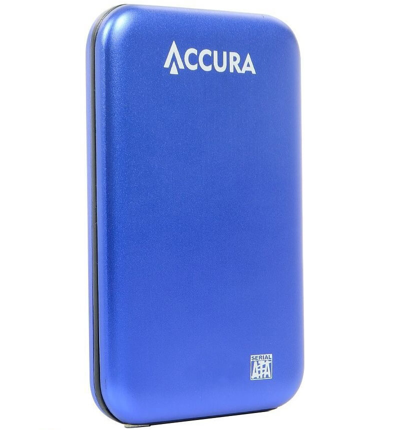 ACCURA 500GB USB 3.0 BLUE NOVE