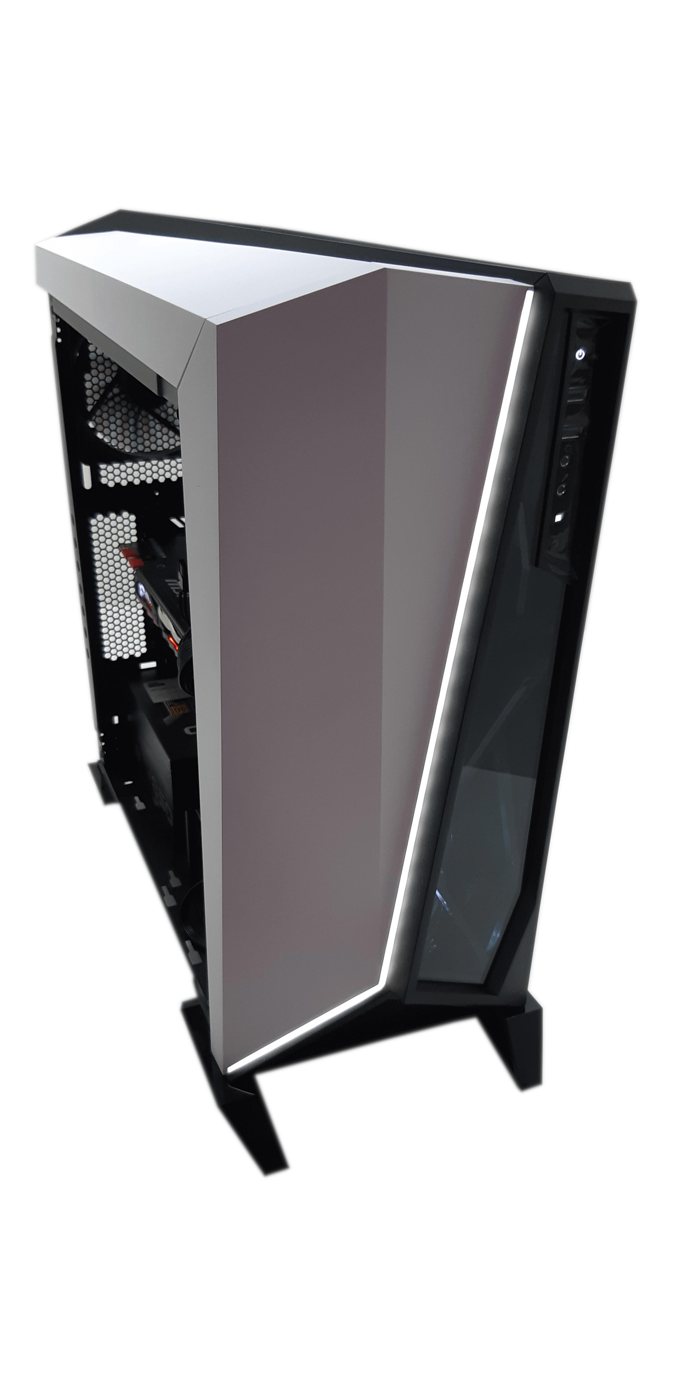 PC WOLF I5-6400 2.7 / 8192 MB DDR4 / 240 GB SSD NOWY + 500 GB HDD / WINDOWS 10 PRO