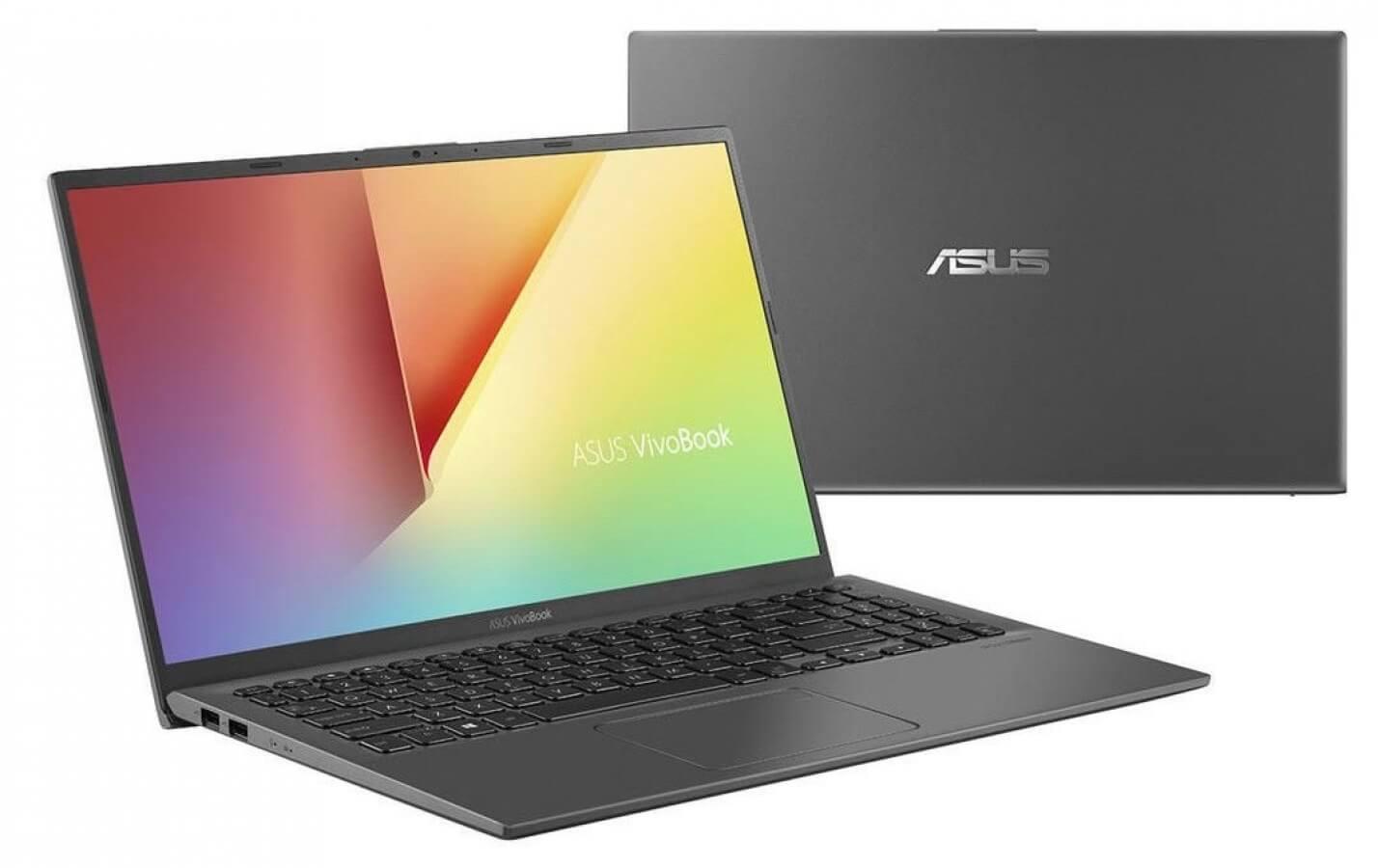 ASUS VIVOBOOK 15 X512FA-BQ830 / I5-8265U 1,6 / 8192 MB DDR4 / 512 GB SSD M.2 / WINDOWS 10 PRO / BLUETOOTH / CAMERA / NOVÝ
