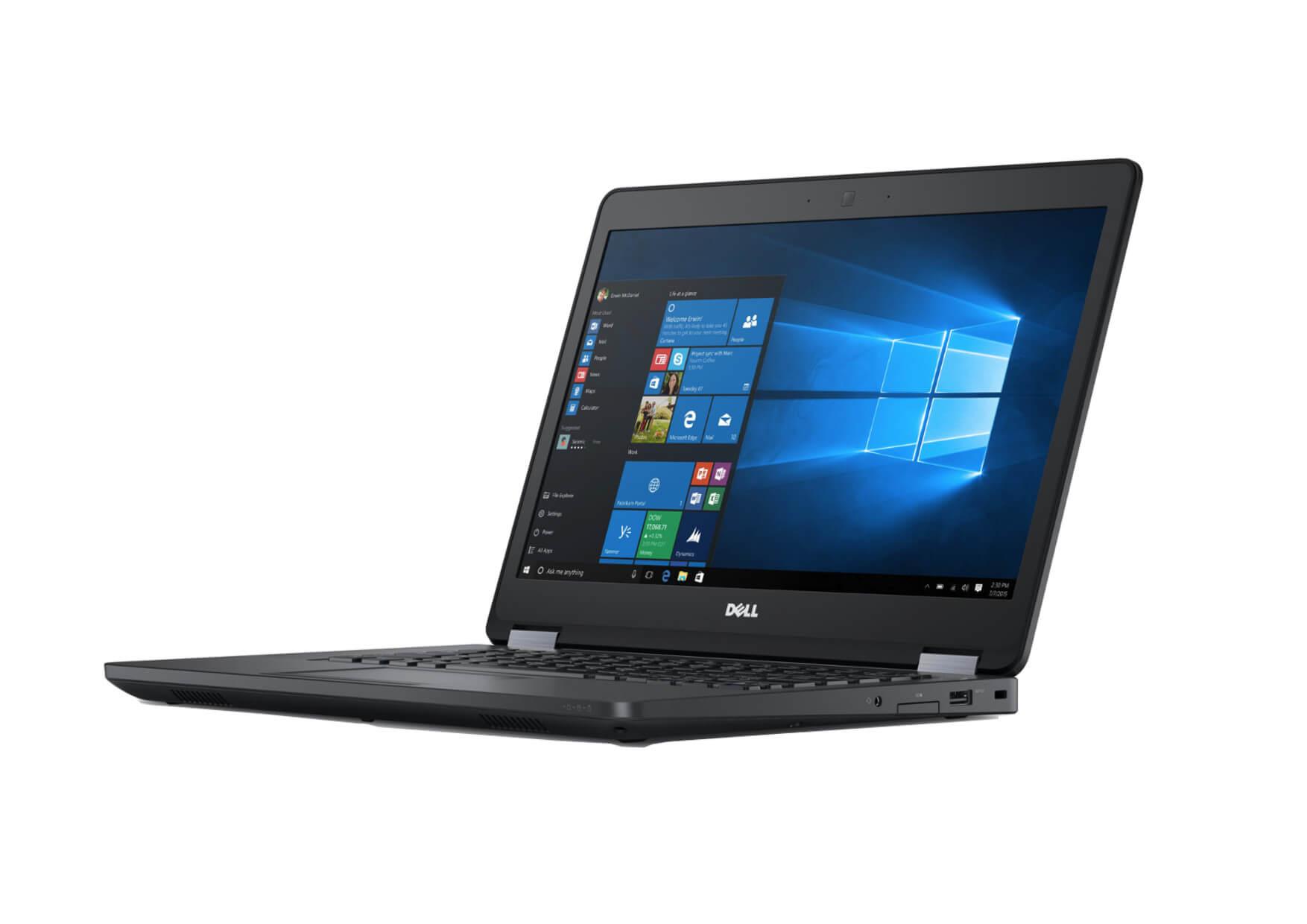 DELL LATITUDE E5470 I5-6300U 2.4 / 8192 MB DDR4 / 256 GB SSD M.2 / WINDOWS 10 PRO / 14