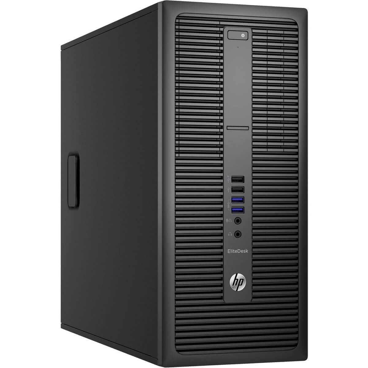 HP ELITEDESK 800 G2 TOWER I5-6400 2.7 / 16384 MB DDR4 / 256 GB SSD NOVE + 500 GB / WINDOWS 10 PRO