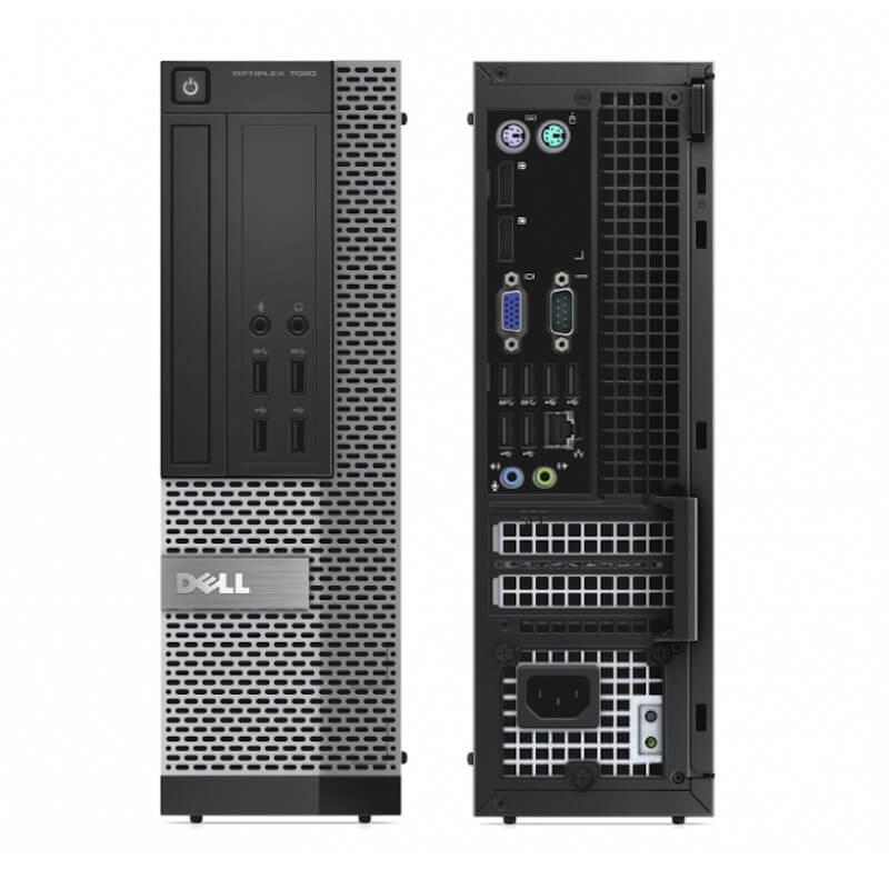 DELL 7020 SFF I5-4670 3.4 / 8192 MB DDR3 / 512 GB SSD NOVE / DVD-RW / WINDOWS 10 PRO