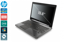 "HP ELITEBOOK WORKSTATION 8560W I7-2820QM 2,3 / 8192 MB DDR3 / 128 GB SSD / DVD-RW / WINDOWS 7 PRO COA / QUADRO 2000M / 15.6"" 1600X900 / BLUETOOTH / CZYTNIK LINII PAPILARNYCH"