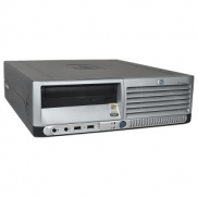 HP DC7700 SFF PENTIUM DUAL CORE 1,8 E2160 / 2048 MB / 80 GB / DVD WIN XP PRO COA