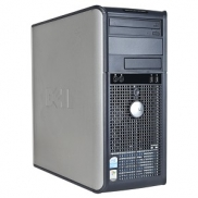 DELL GX520 TOWER PENTIUM D 2,8 / 2048 MB / 40 GB / DVD WIN XP HOME COA