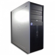 HP DC7800 TOWER C2D 2,66 E6750 / 2048 MB / 160 GB / DVD-RW SYSTEM WINDOWS 10 REFURBISHED PL