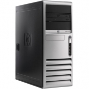 HP DC7600 TOWER P4 3,0 / 2048 MB / 80 GB / DVD WIN XP PRO COA