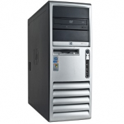 HP DC7100 TOWER P4 3,2 / 2048 MB / 80 GB / DVD WIN XP PRO COA