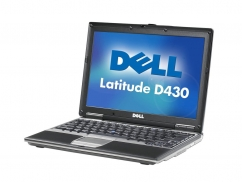 DELL LATITUDE D430 C2D 1,2 U7600 / 1024 MB / 32 GB SSD / - / WIN XP PRO COA