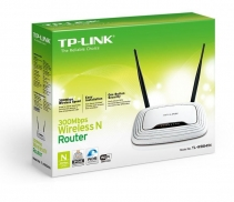 TP-LINK ROUTER TL-WR841N NOWY