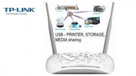 TP-LINK ROUTER TD-W8968 NOWY
