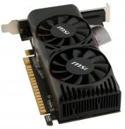 MSI GEFORCE CUDA GTX750Ti 2GB DDR5 128 BIT NOWA
