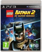 GRA LEGO BATMAN 2 DC SUPER HEROES PS3 PL