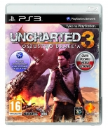 GRA UNCHARTED 3 OSZUSTWO DRAKE'A PS3 PL
