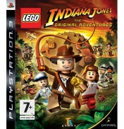 GRA LEGO INDIANA JONES THE ORIGINAL ADVENTURES PS3 ENG