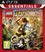 GRA LEGO INDIANA JONES 2 THE ADVENTURE CONTINUES PS3 ENG