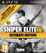 GRA SNIPER ELITE 3 ULTIMATE EDITION PS3 ENG