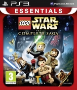 GRA LEGO STAR WARS THE COMPLETE SAGA PS3 ENG