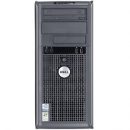 DELL GX520 TOWER PENTIUM D 2,8 / 1024MB / 40 GB / DVD WIN XP PRO COA