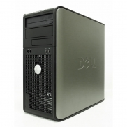 DELL GX620 TOWER PENTIUM D 2,8 / 2048 MB / 160 GB / COMBO WIN XP PRO COA