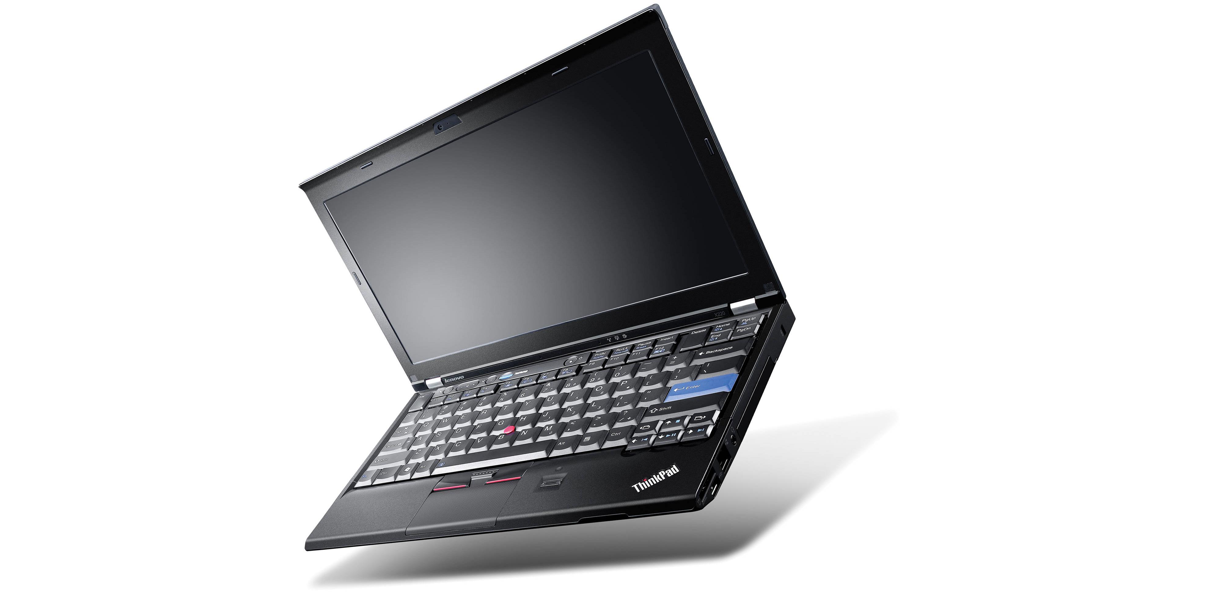 Lenovo x220: byyyrzyyydal. Ale ma w sobie