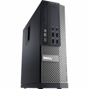 DELL 7010 SFF I5-3470 3.2 / 4096 MB DDR3 / 250 GB / DVD WIN 7 PRO COA